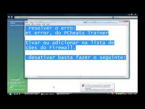 Resolver Socket Error PCheats Trainer - 1