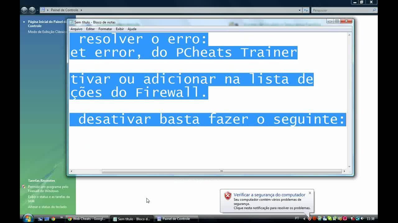 Resolver Socket Error PCheats Trainer - 1