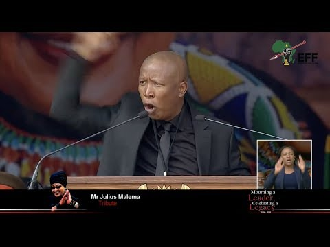 cic-julius-malema-full-speech,-winnie-mandela-funeral