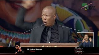 CIC Julius Malema Full Speech, Winnie Mandela F...