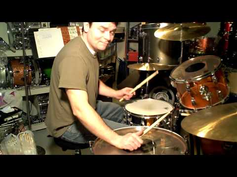 John Bonham HEARTBREAKER on Drums STUDIO VERSION  Led Zeppelin