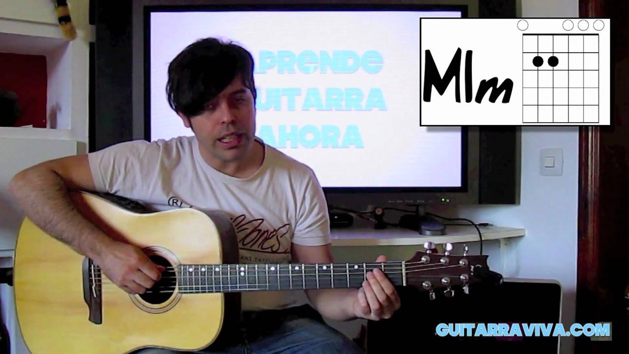 Aprende guitarra leccion 2 nivel basico escuela de for Lecciones de castorama de bricolaje