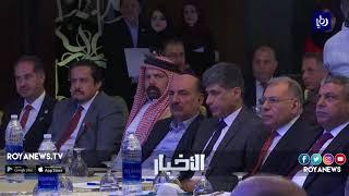 دعوة لإيجاد خطة عربية لإعادة الإعمار في الدول المتضررة من الحروب - (25-4-2018)