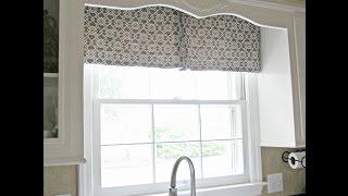 diy curtain rod cheap