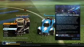 Rocket League / Trading / Sub Games / Ps4