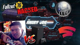 AJS News - Fallout 76 Inventory Hacked, Randy Attacks Xbox X, Fallen Order 2? & Holiday Sales!