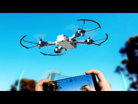 Snaptain A10 Mini Foldable Drone Review