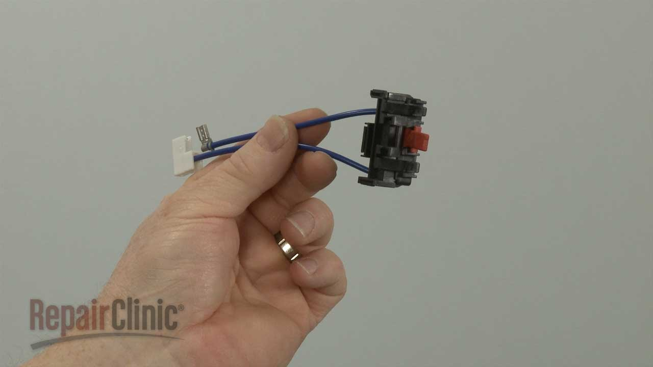 maxresdefault whirlpool electric dryer belt switch replacement w10847984 youtube  at n-0.co
