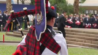 Hundreds to pay tributes to fallen soldiers at the Cenotaph