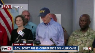 LIVE : Fox 4 News with the latest news on Hurricane Irma for the Fort Myers area