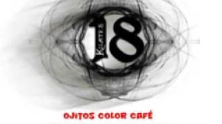 18 kilates - ojitos color café ( momento de cambio 09 )