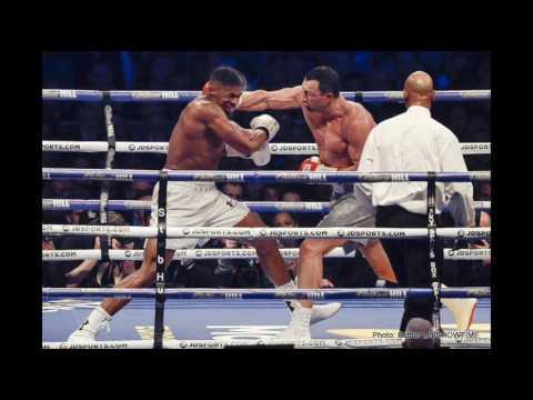 Joshua vs Klitschko: UK Radio Commentary