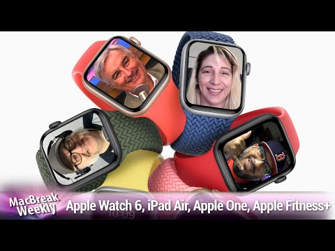 The New iWatch Is Here! - Apple Watch 6, iPad Air, Apple One, Apple Fitness+