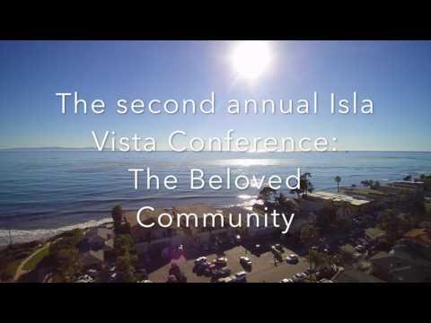Isla Vista Conference Advertisement