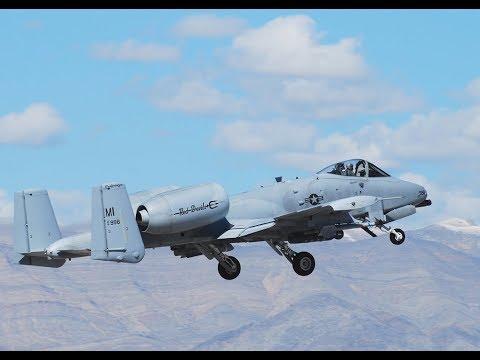 "DCS A-10C: Red Flag 16-2 Ep. 3 ""A Preemptive Strike"""