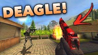 CUSTOM DESERT EAGLE!! | Forward Assault (Gameplay)