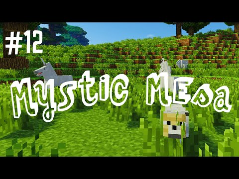 IS THIS HEAVEN? - MYSTIC MESA MODDED MINECRAFT (EP.12)