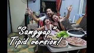 Samgyeopsal (Samgyup) TIPID VERSION! (HOW TO COOK!)
