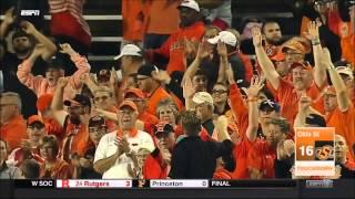 9/3/15 Oklahoma State vs Central Michigan football highlights