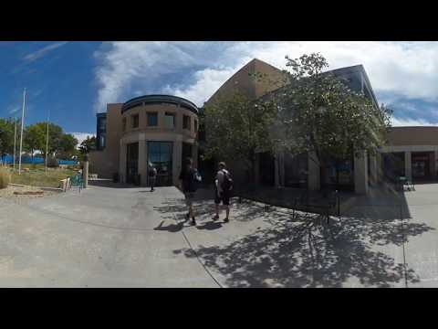 Corbett Center Student Union - West Side,  360˚ Tour | New Mexico State University