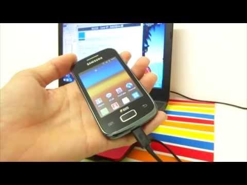 SOLUÇÃO: Samsung Galaxy Y Duos S6102 Não Liga ou Reiniciando, Boot Loop. G-Tech