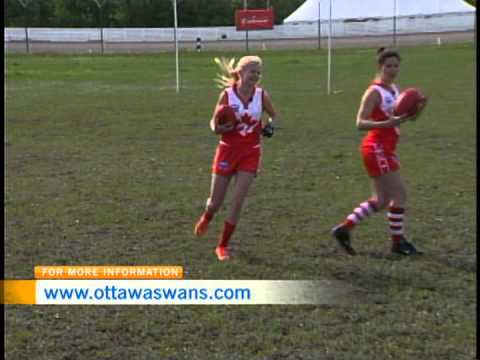 Ottawa Swans Australian Football Club 3
