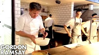 Gordon Ramsay Tests Out Recipes For His Bakery | Gordon Behind Bars