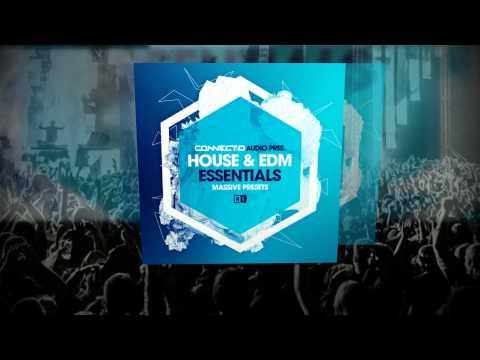 House & EDM Essentials - NI Massive Presets - CONNECT:D Audio