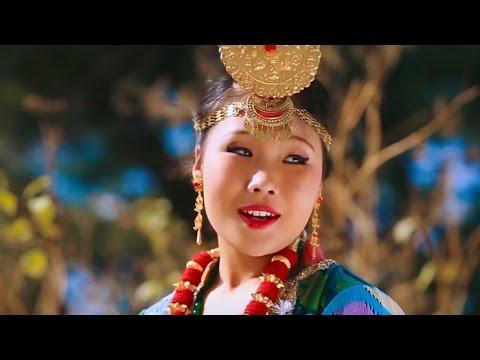 Po Gamme - New Limbuwan Song 2016   Man Tabebung Limbu   Loken Sanba Limbu
