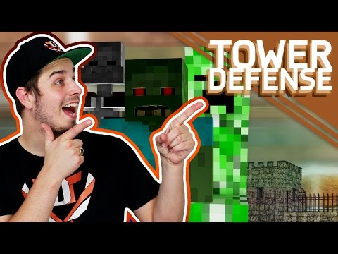 MEGA SNELLE MONSTERS!! - Minecraft Tower Defense #38