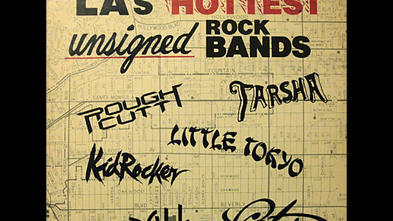 LA's Hottest Unsigned Rock Bands (1983)