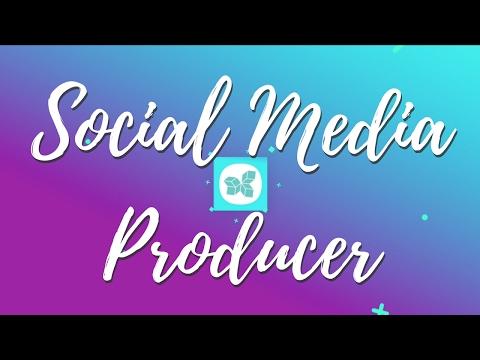Social Media Producer