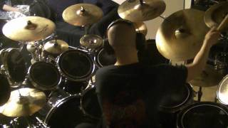 Belphegor - Stigma Diabolicum Drum Cover by Marzl
