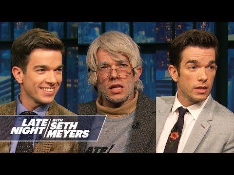Best of John Mulaney on Late Night with Seth Meyers