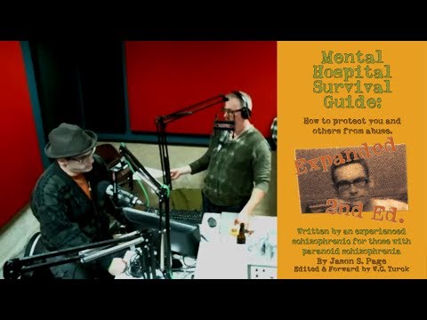 Living with Schizophrenia and Mental Hospital Survival Guide on WCGO 1590 AM Radio, Evanston