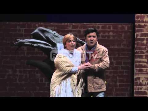 "Report TV - Opera ""Rigoletto"", ja pse ka kaq sukses, nesër premiera"