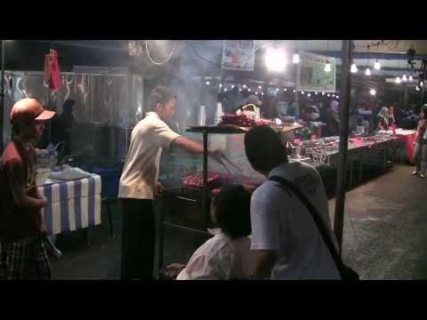 Brunei Food - Night Market