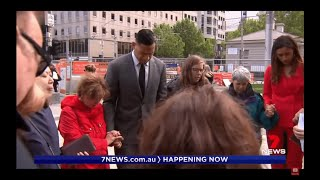 Israel Folau Wants 'the Truth' Upheld In Mediation With Rugby Australia - 7news