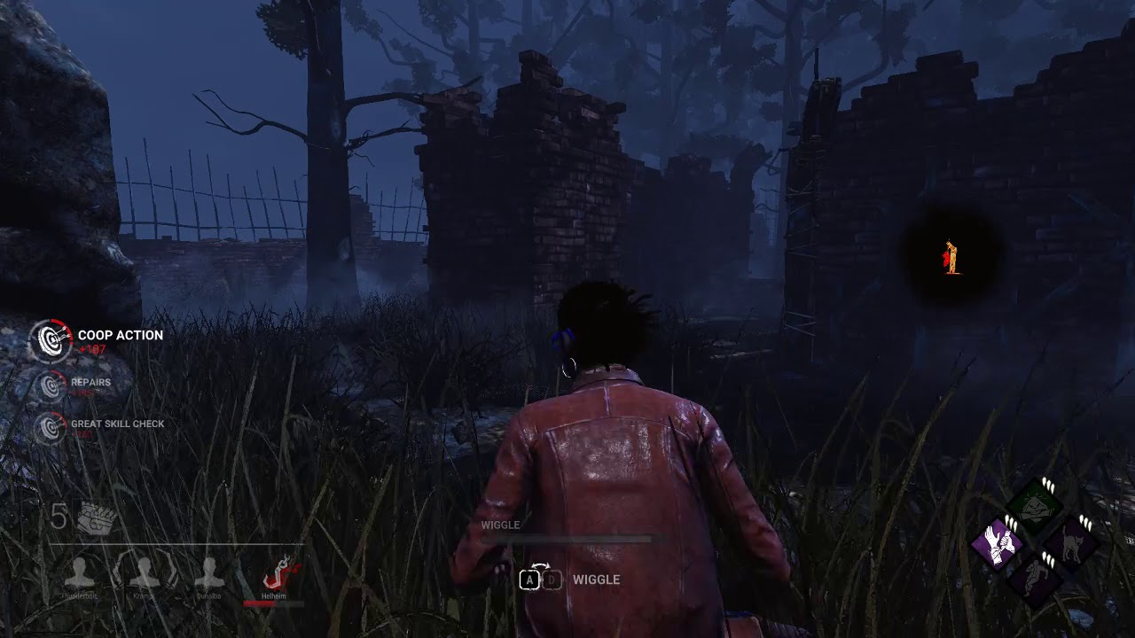 Dead By Daylight Skill Check Bug
