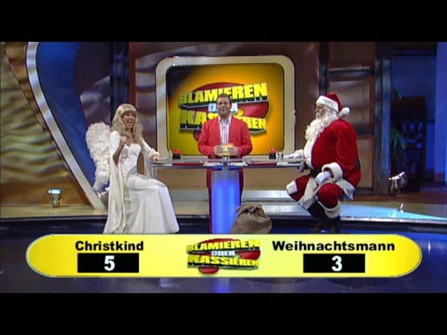 Blamieren oder Kassieren: Christkind vs Weihnachtsmann - Fröhliche Weihnachten!