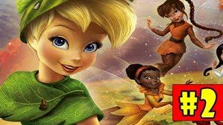 Disney Fairies: Tinker Bell's Adventure - Walkthrough - Part 2 - Last Light of Day HD