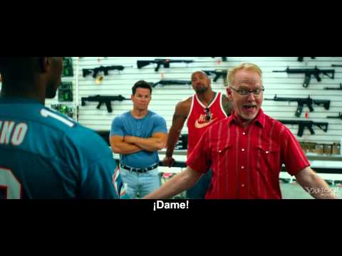 Pain & Gain - Official Red Band Trailer [FULL HD 1080p] - Subtitulado papeles de mark wahlberg