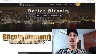 BITCOIN DIAMOND (BCD/BTD) OUTRO FORK NOVAMENTE ???