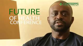 Temitayo Erogbogbo of MSD for Mothers, Future of Health Conference 2018 Teaser