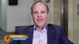 Luiz Antonio França, presidente da Abrainc