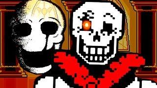 Disbelief Papyrus! REVENGE - Undertale Fangame
