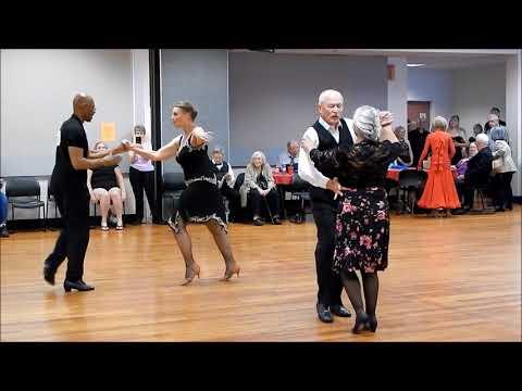 Washington State Senior Games Dance Competition 7-7-18 – Heat 12