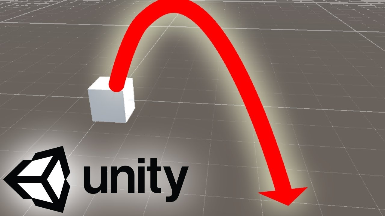 Moving Object Along A Parabola | Unity Tutorial 🎓