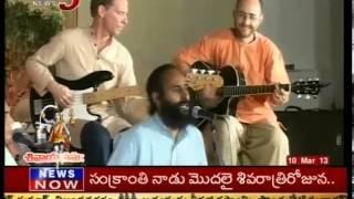 Foreigners Dances in Maha Shivratri Celebrations - TV5