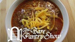 Barbara's Spicy Chili